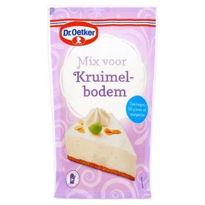 Mix voor Kruimelbodem (150g)