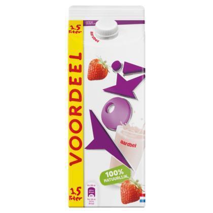 Yoki aardbei (1.5ml)