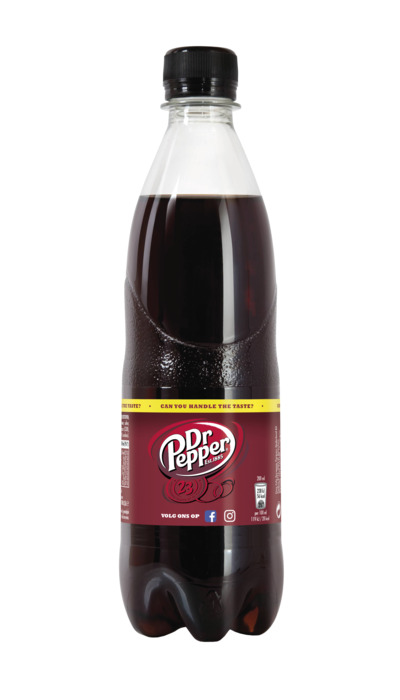 Dr Pepper 50 cl (0.5L)