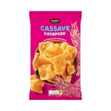 Jumbo Cassave Kroepoek 75 g (75g)