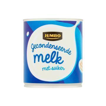 Jumbo Gecondenseerde Melk met Suiker 397g (397g)