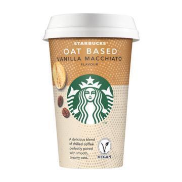 Starbucks Chilled Classics Oat 220ml (220ml)