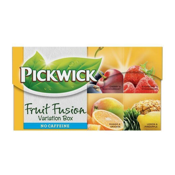 Fruit variatie fruit fusion (31.5g)
