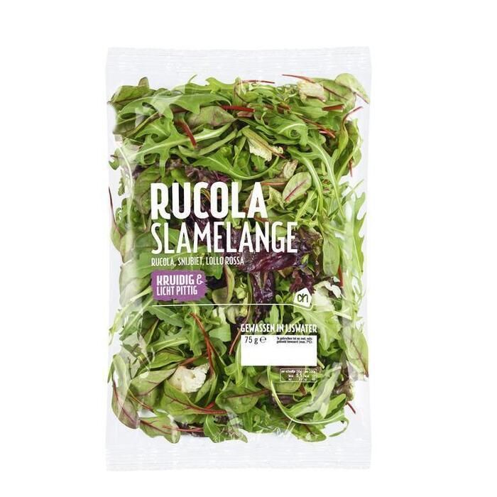 Rucola Slamelange (zak, 75g)