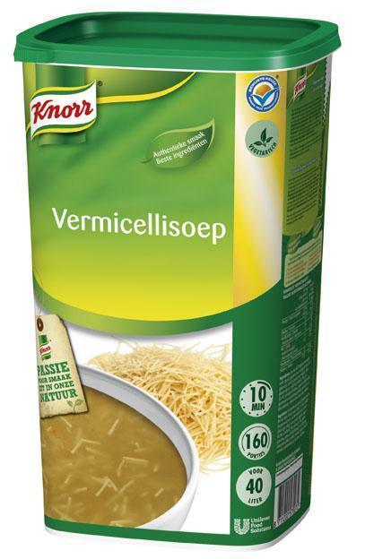 Knorr Vermicellisoep 1.6KG 6x (6 × 1.6kg)