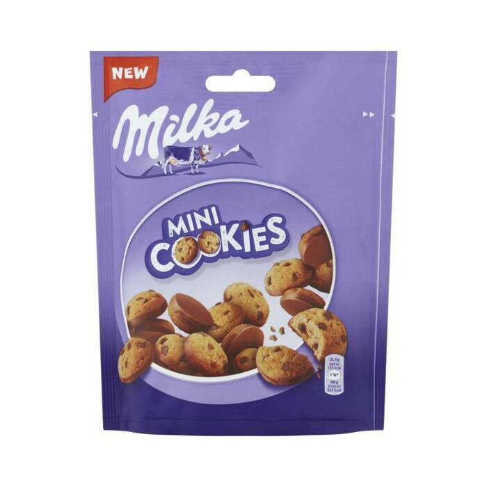 Milka Mini cookies (110g)
