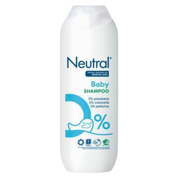 Neutral Baby Shampoo Parfumvrij 250ml (250ml)