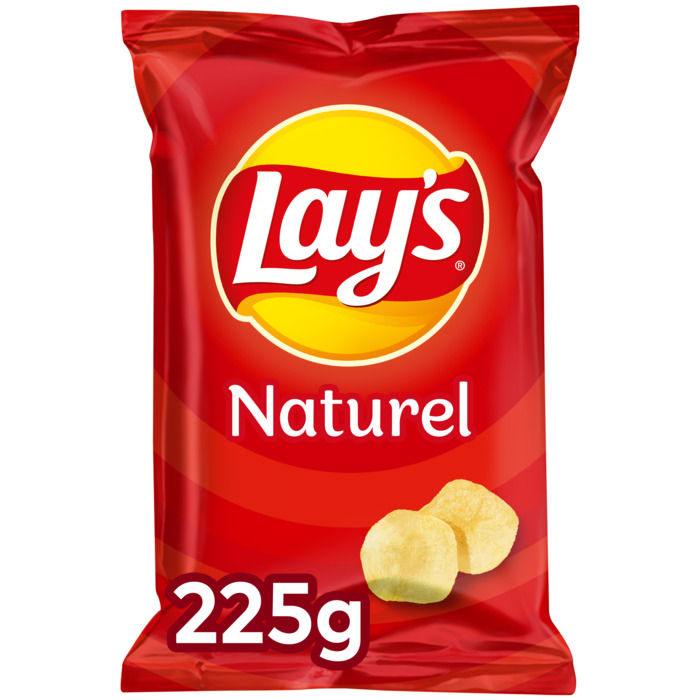 Naturel Chips (Stuk, 225g)