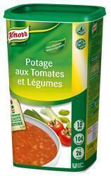 Knorr Soep Tomaten-Groenten 1.43Kg 6X (6 × 1.43kg)