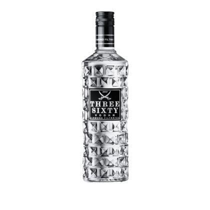 Three Sixty Vodka (rol, 70 × 0.7L)