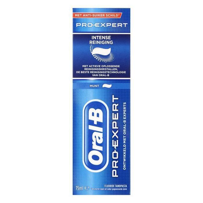 Pro expert intense reiniging tandpasta (75ml)