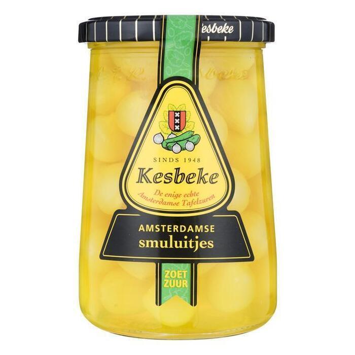 Kesbeke Amsterdamse smuluitjes (0.58L)
