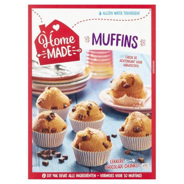 Complete mix voor muffins (445g)