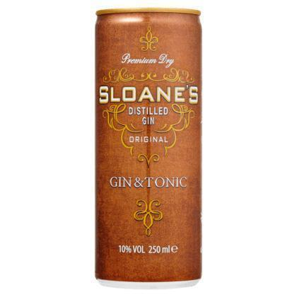 Sloan's & Tonic (250ml)
