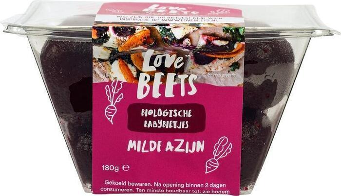 Love Beets Milde Azijn (180g)