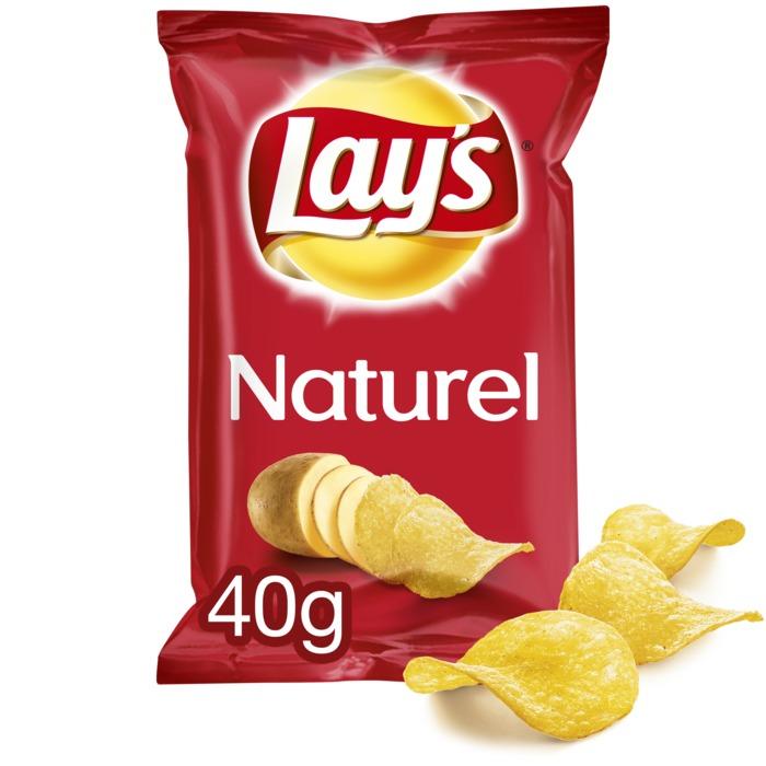 Naturel chips (40g)