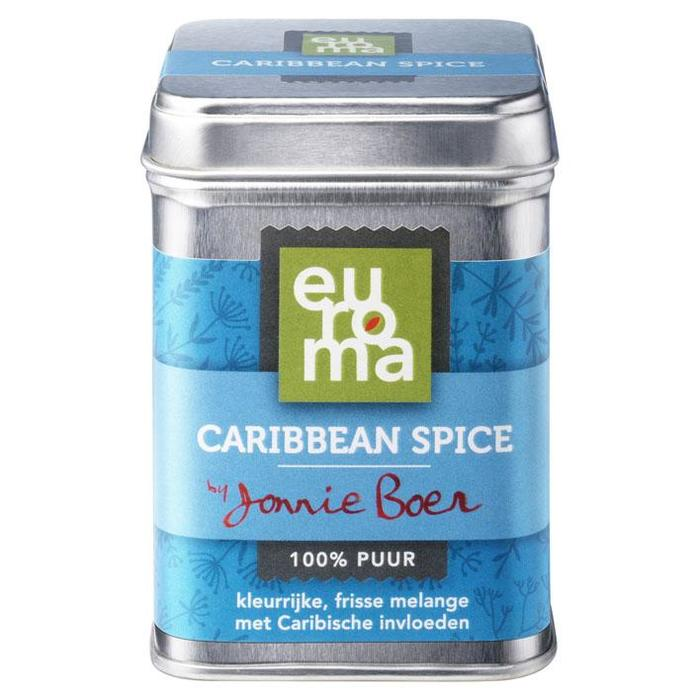 Johnnie Boer Caribbean Spice (can, 70g)