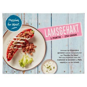 Passion for Meat Lamsgehakt 250 g (250g)