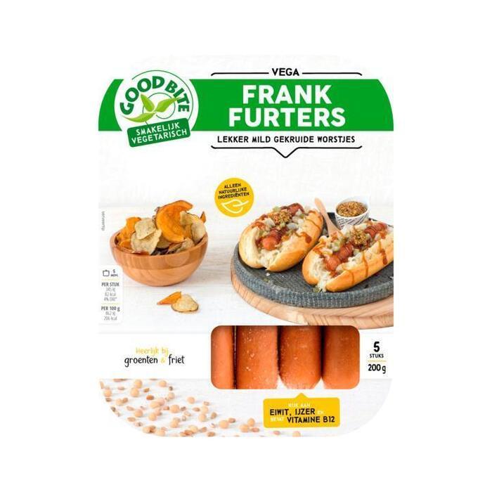 Frankfurters vegetarisch (200g)