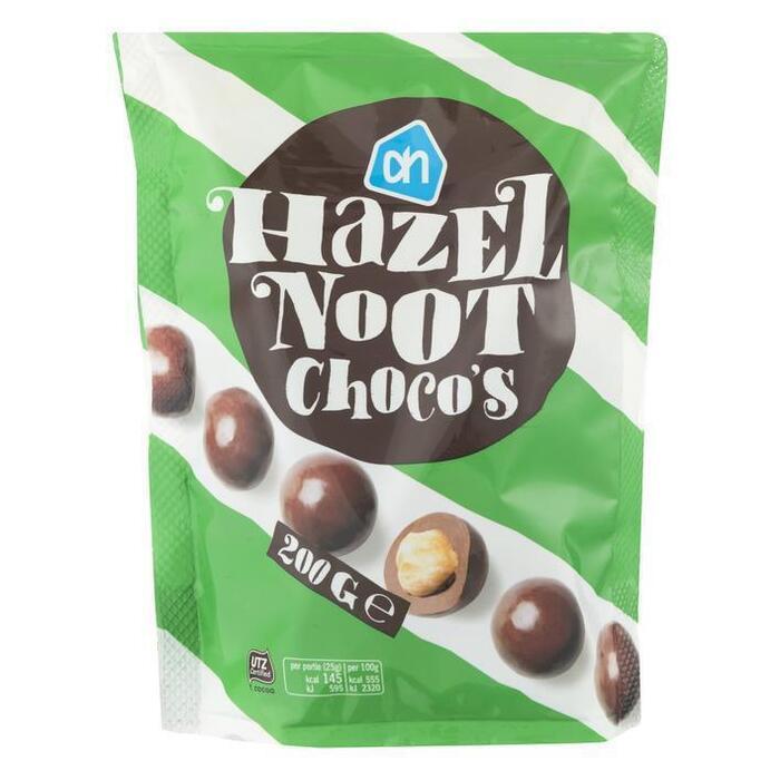 Choco's Hazelnoot (200g)