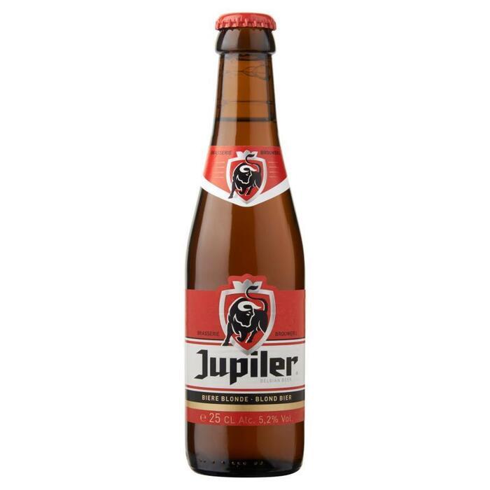 Jupiler Blond Bier (rol, 250ml)