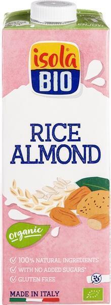 rijstdrink amandel (pak, 1L)