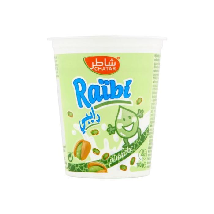 Chatar Raïbi Pistache Aroma Yoghurt 200g (170g)
