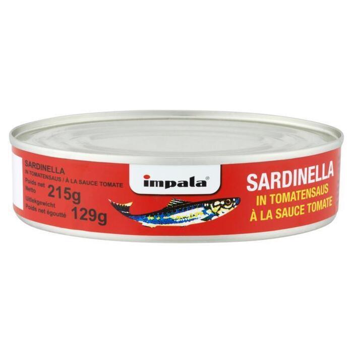 Sardinella (blik, 215g)