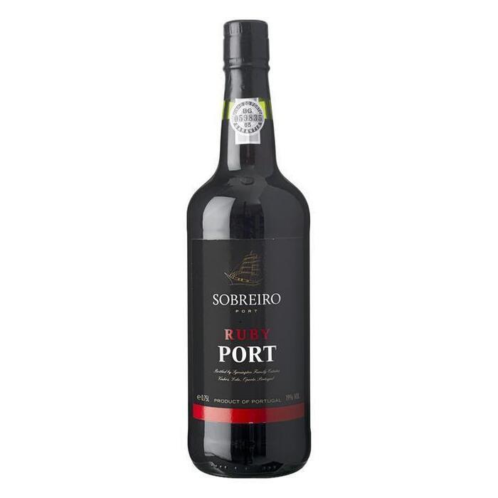 Ruby Port (fles, 0.75L)