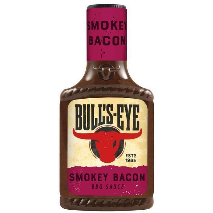 Bulls-eye Smokey bacon (30cl)