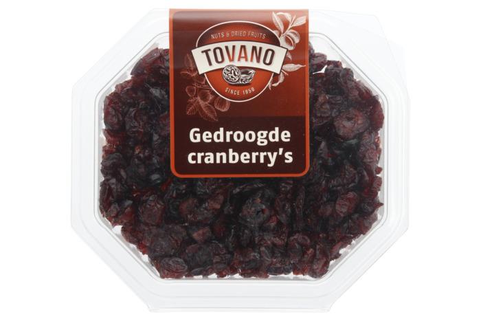 Cranberries (Stuk, 125g)
