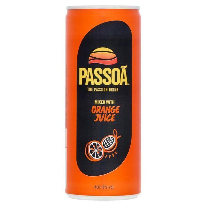 Orange pre-mix (rol, 25 × 250ml)