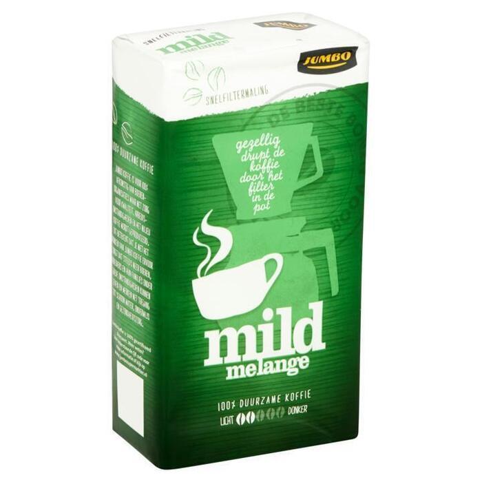 Jumbo Snelfiltermaling Mild Melange 250g (250g)