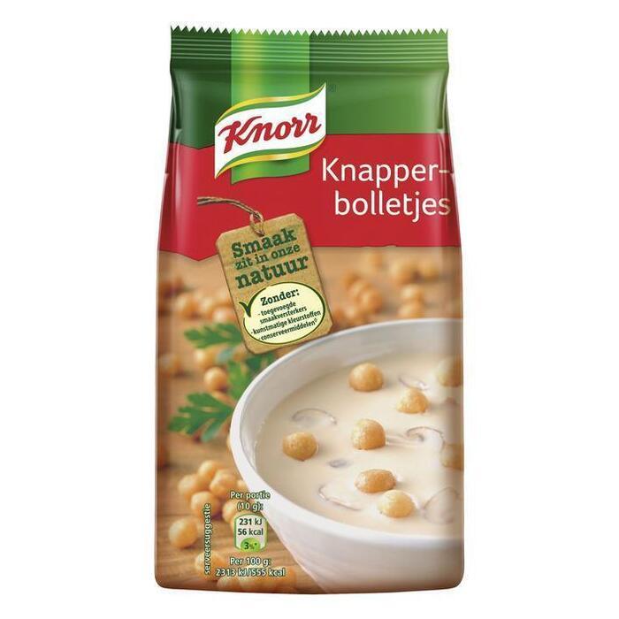 Knorr Soep croutons knapperbollen (100g)