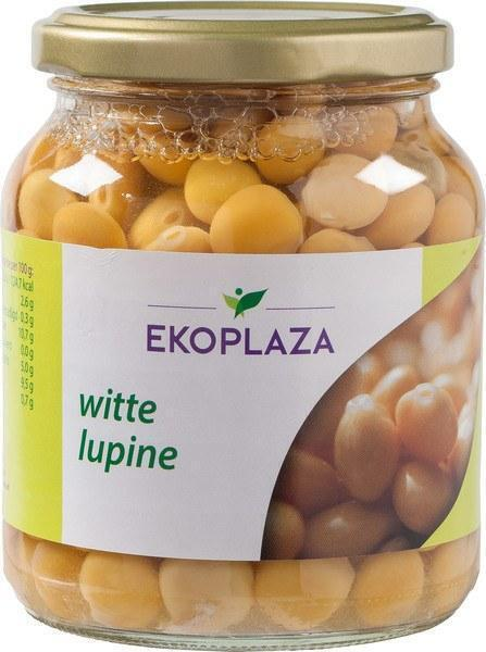 Witte lupine (pot, 340g)