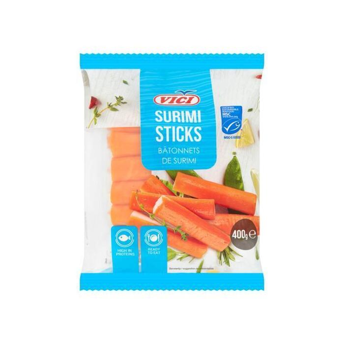 Vici Surimi Sticks 4 x 100 g (4 × 100g)