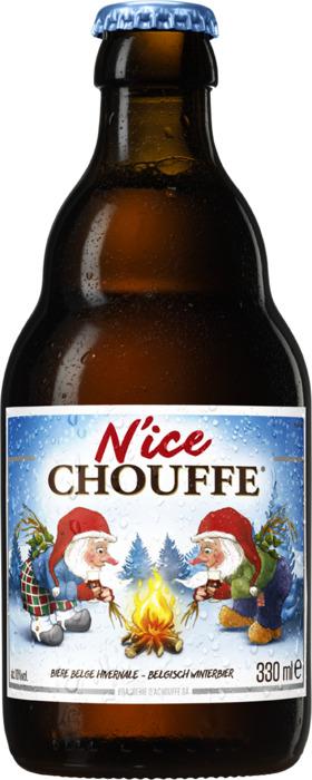 N'Ice Chouffe 33cl (rol, 33 × 33cl)