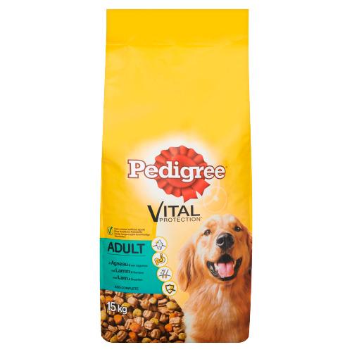 Pedigree Vital Protection Adult met Lam & Groenten 15 kg (15kg)