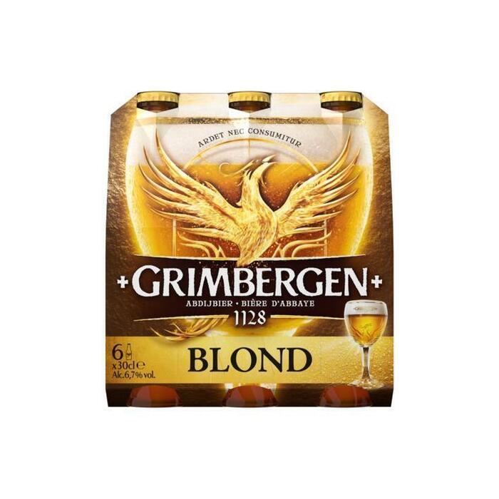 Grimbergen blond (rol, 30cl)