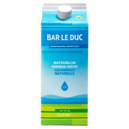 Natuurlijk Mineraalwater zonder koolzuur (pak, 2L)