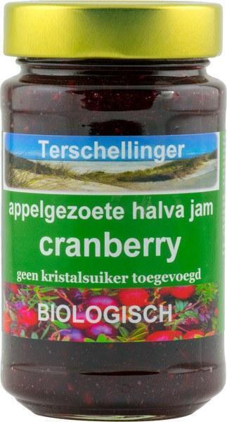 Cranberry halva jam (250g)