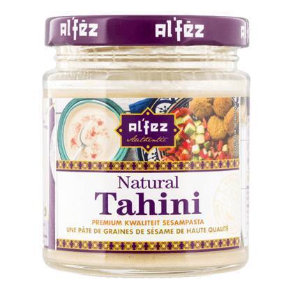 Al'Fez Natural Tahini 160g (160g)