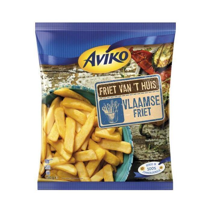 Vlaamse friet (Stuk, 750g)