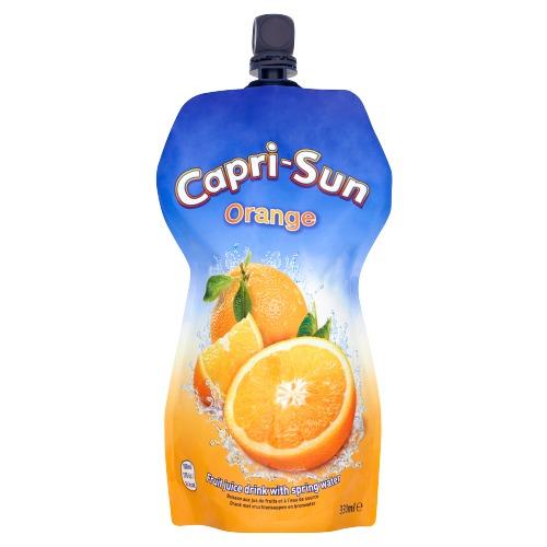 Sinaasappel (knijpzak, 33cl)