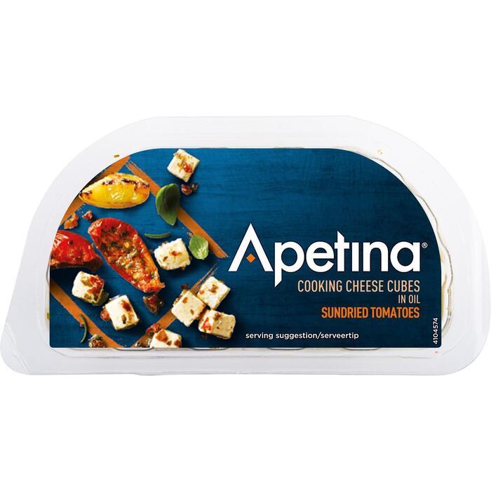 Apetina Zongedroogde tomaten (100g)