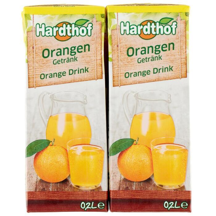 Hardthof Sinaasappeldrink 10 x 0,2 L (10 × 200ml)
