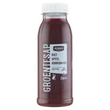 Jumbo Biet Appel Komkommer Groentesap 250 ml (250ml)