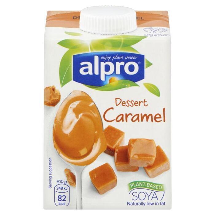 Alpro Sojadessert caramel (0.5L)