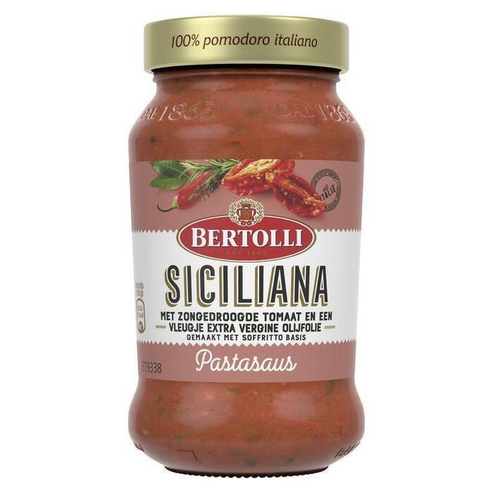 Bertolli Silicana in pot (400g)