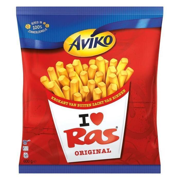 Ras Original (zak, 600g)